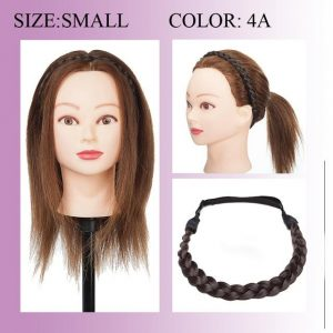 Hairband Braided Headband Bohemian Style For Women Wedding - naturehairs