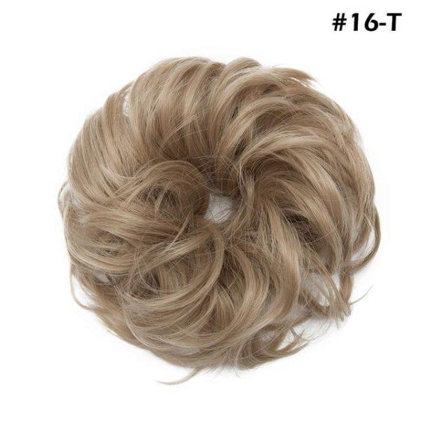 Curly Hair Bun for Women Messy Bun Hair Piece Extension - naturehairs