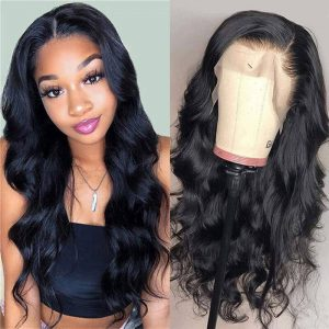 Body Wave Lace Front Wigs 13×4