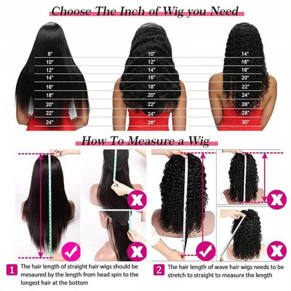 13×4 Body Wave Lace Front Wigs (5)