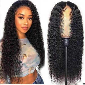 Curly Lace Front Wigs (1)