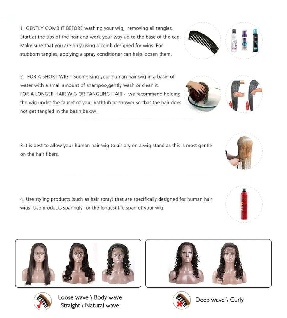 nature hair care guade