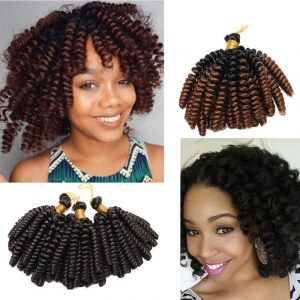 6inch jamacican braids Crochet hair