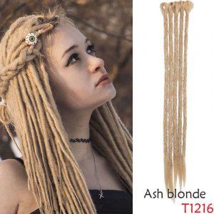 5 Strands Synthetic Crochet Braid Hair For Women