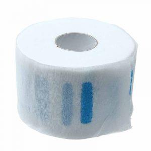Neck Ruffle Roll Paper Hair